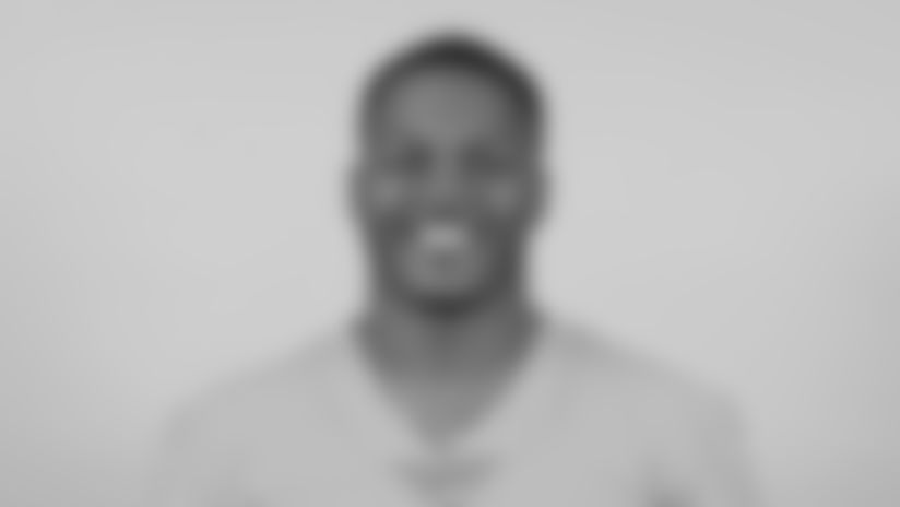 This is a 2019 photo of Raekwon McMillan of the Miami Dolphins NFL football team. This image reflects the Miami Dolphins active roster as of Monday, April 15, 2019 when this image was taken. (AP Photo)