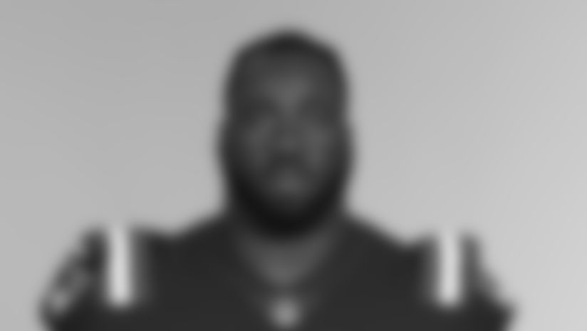 This is a 2020 photo of Korey Cunningham of the New England Patriots NFL football team. This image reflects the Patriots active roster as of August 2, 2020 when this image was taken. (AP Photo)