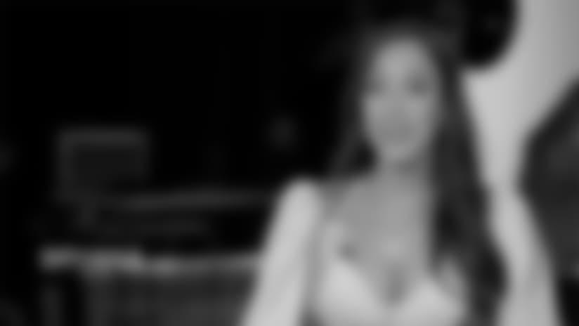Raiderette Bio: Bryana