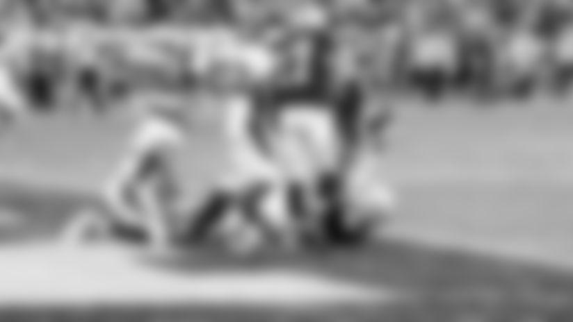 Raiders vs. Broncos Quick Hits