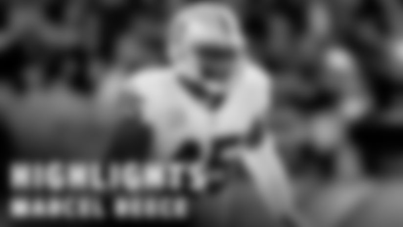 Highlights: Marcel Reece's best moments as a Raider