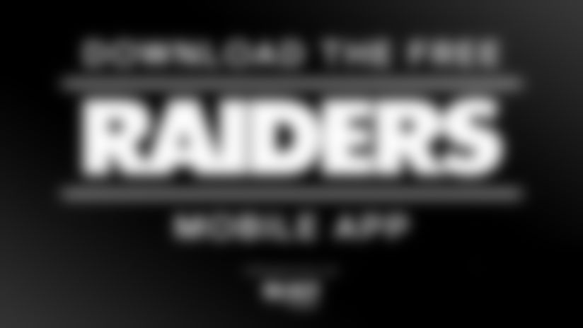 Official Raiders Mobile App