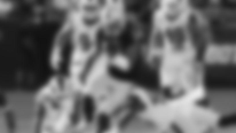 WR Keon Hatcher snatches 27-yard deep ball