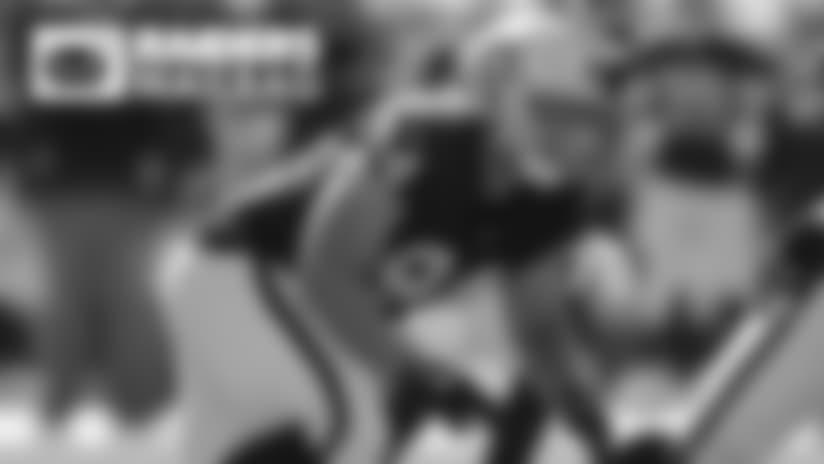 Raiders.com Mailbag: When will Eddie Vanderdoes return to action?