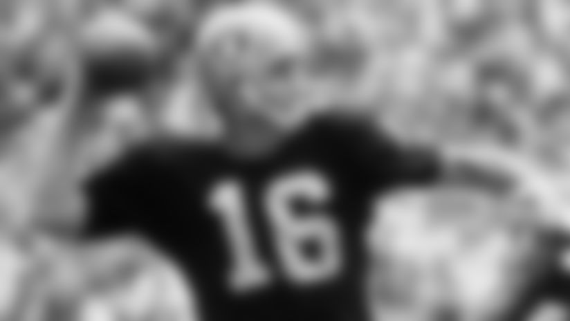 The Legend of George Blanda