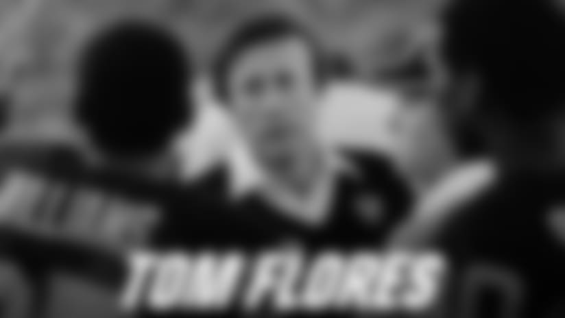 """Tom Flores: """"The Silver and Black Means A Lifetime"""""""
