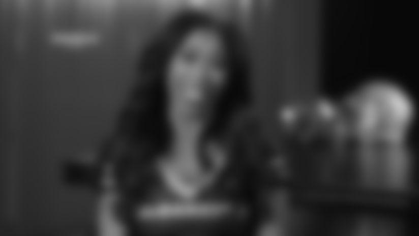 Raiderette Bio: Danielle