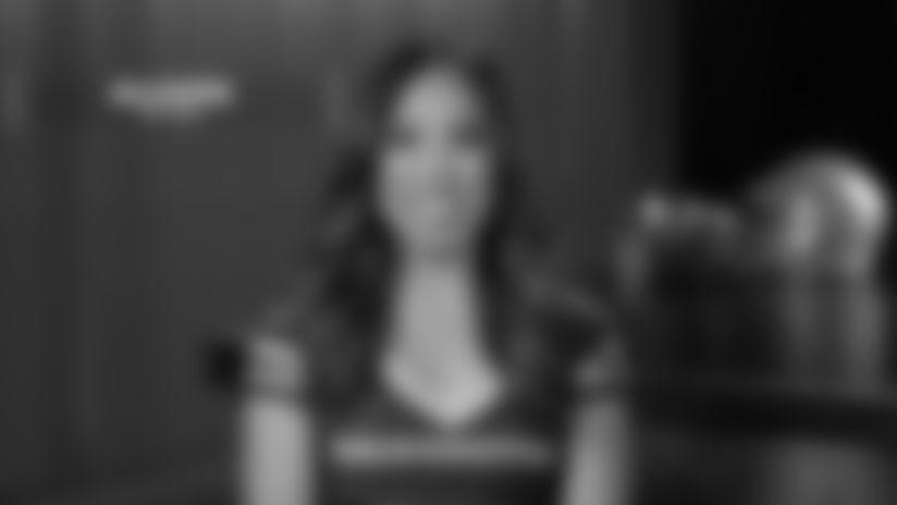 Raiderette Bio: Allison