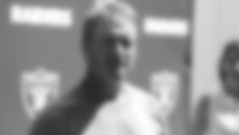 Coach Gruden Presser - 9.21.18