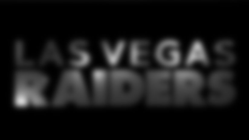 Introducing your Las Vegas Raiders