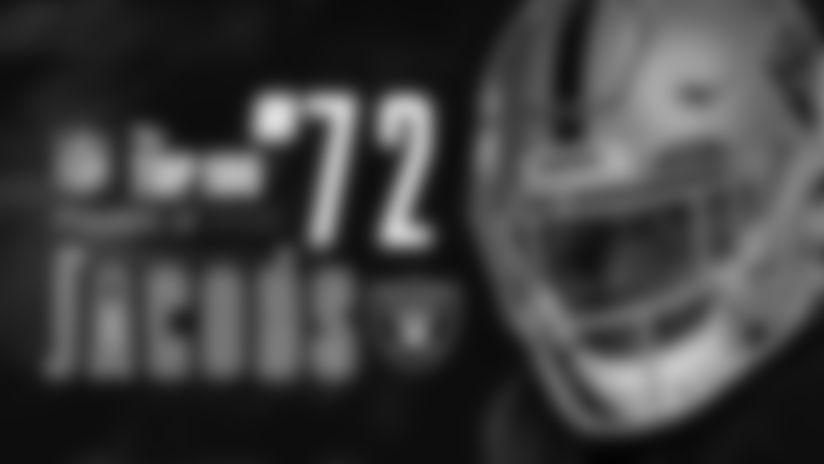 Josh Jacobs ranks No. 72 on NFL's Top 100 Players list