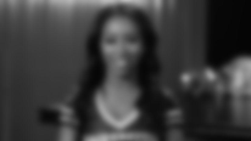 Raiderette Bio: Jekailah