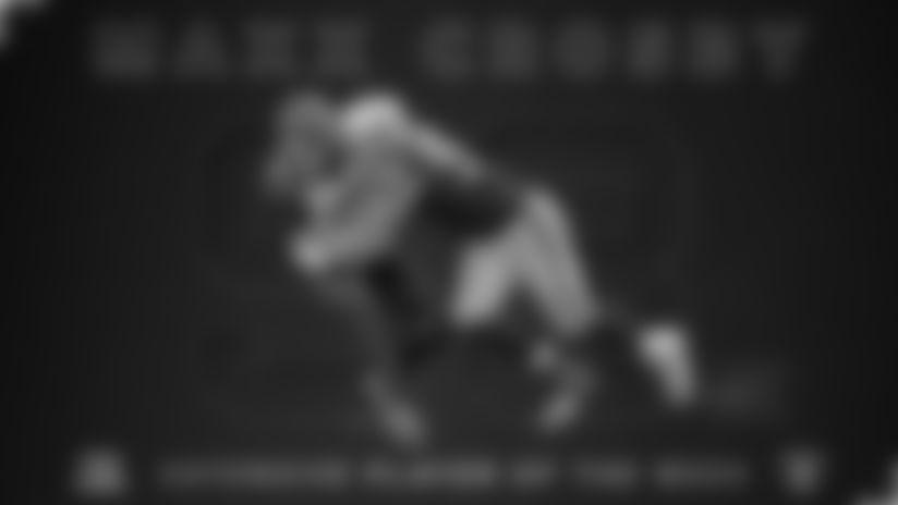 Crosby Jugador de la Semana