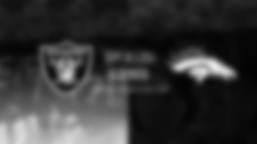 Trailer: Raiders at Broncos Week 2