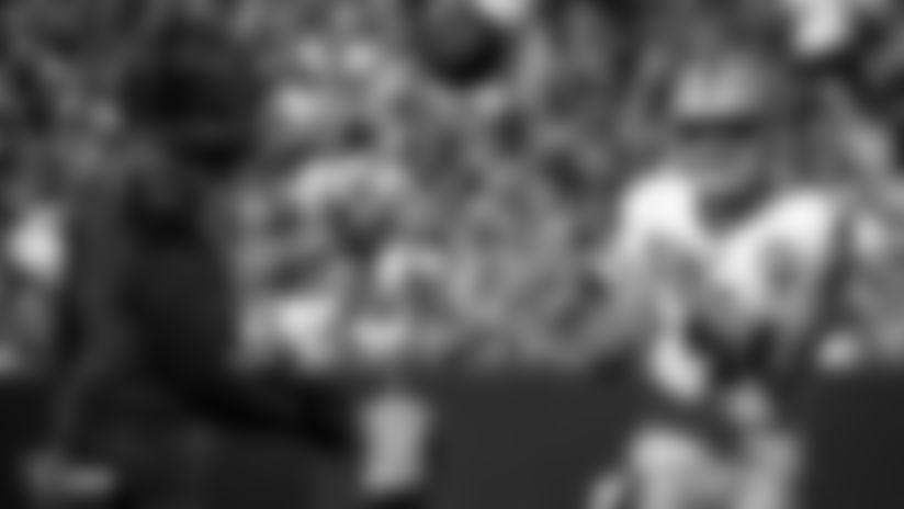 Raiders quarterback Derek Carr (4) passes during the regular season game against the Green Bay Packers.