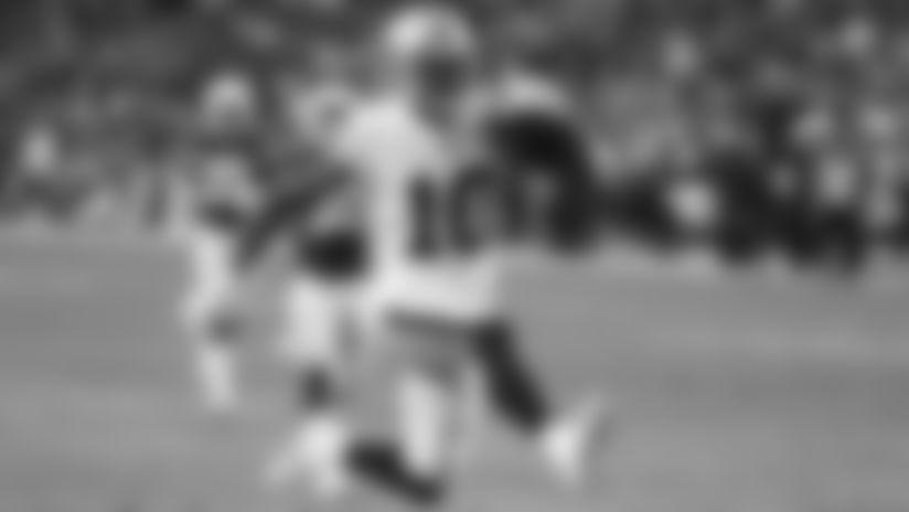 Rico Gafford hauls in 53-yard TD