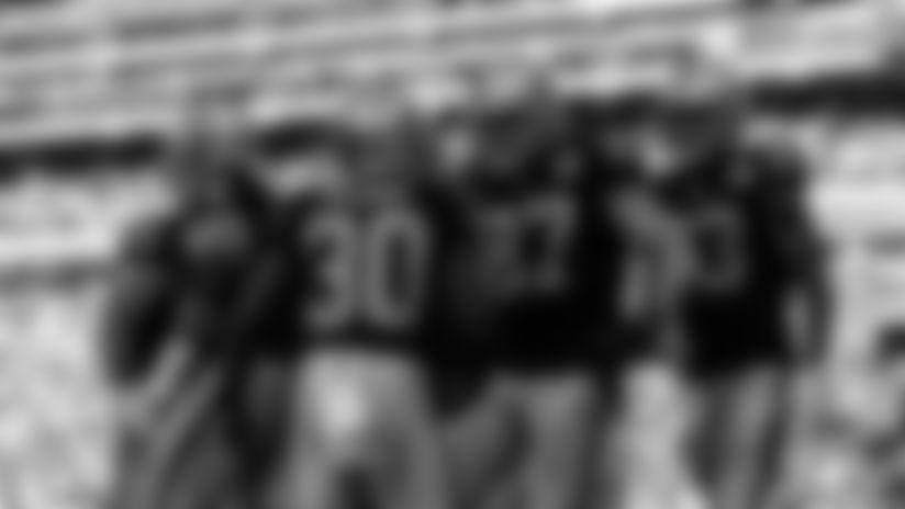 Raiders a Mitad de Temporada
