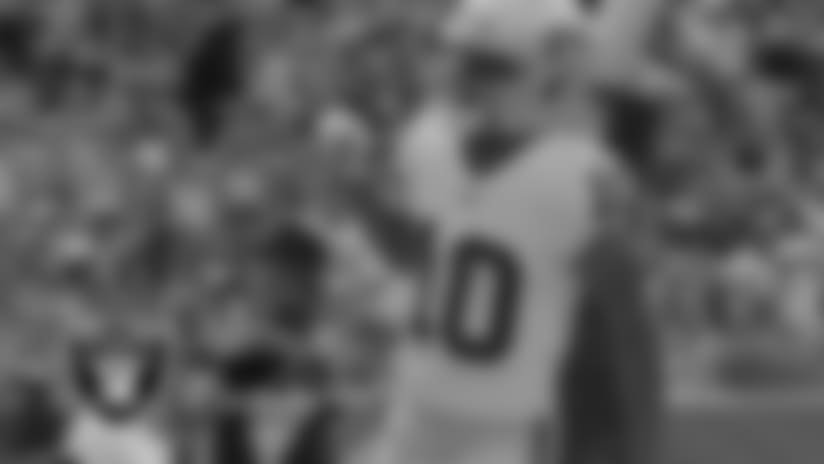 La Jugada de la Semana: Raiders vs Broncos