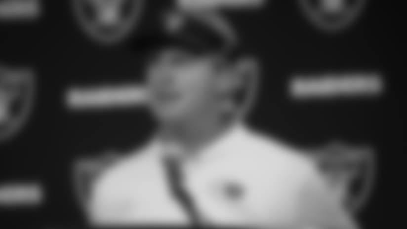 Coach Gruden postgame presser 9.10.18