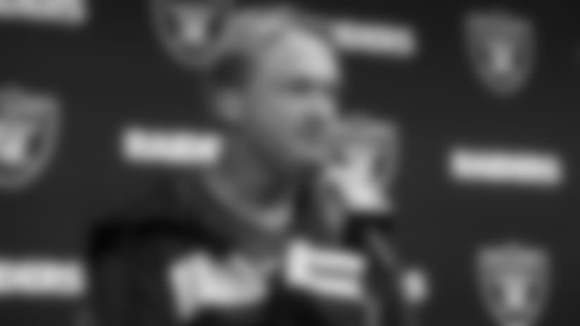 Coach Gruden Presser - 11.2.18