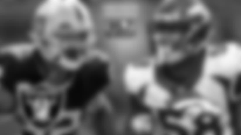 Oakland Raiders Return Home For Clash With Denver Broncos