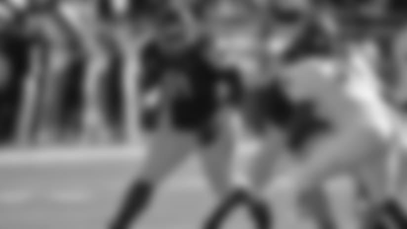 Oakland Raiders Seventh Round Pick DT Treyvon Hester
