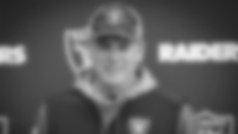 Head Coach Jack Del Rio Continues Prep For Philadelphia