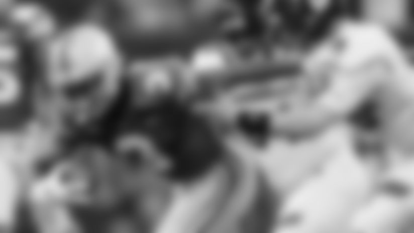 Raiders Seleccionan al Esquinero Damon Arnette