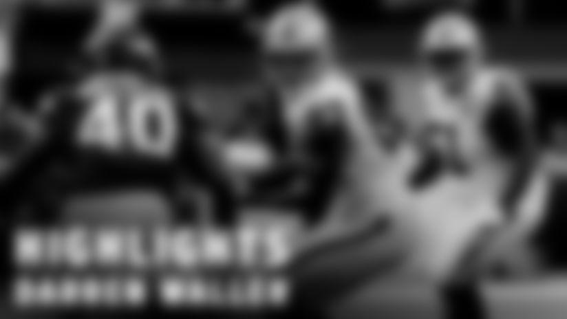 Darren Waller highlights: 13 catches vs. Vikings | Week 3