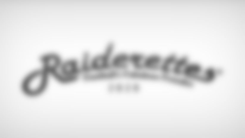 Meet the 2020 Las Vegas Raiderettes