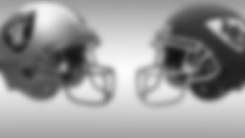 Raiders Set to Host Chiefs