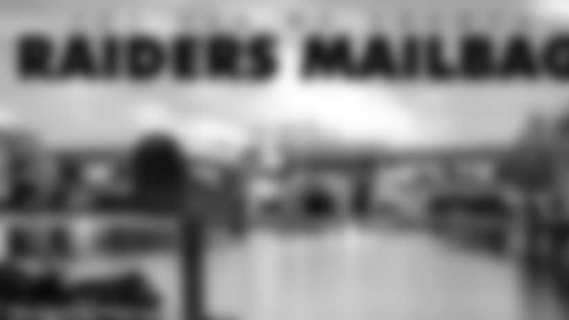 Raiders.com Mailbag: Talking Obi Melifonwu And The Return Of Donald Penn
