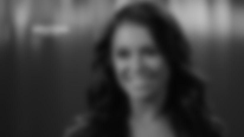 Raiderette Bio: Kristina