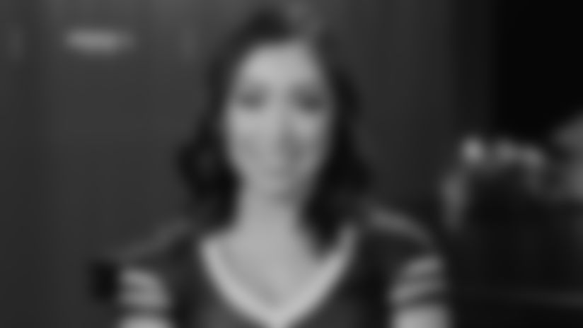 Raiderette Bio: Jenna L.