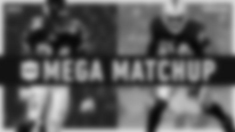 Mega Matchup: Randy Moss vs. Charles Woodson