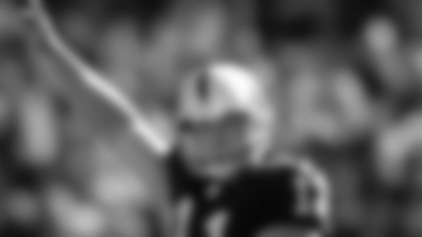 Sebastian Janikowski's highlights in the Silver and Black