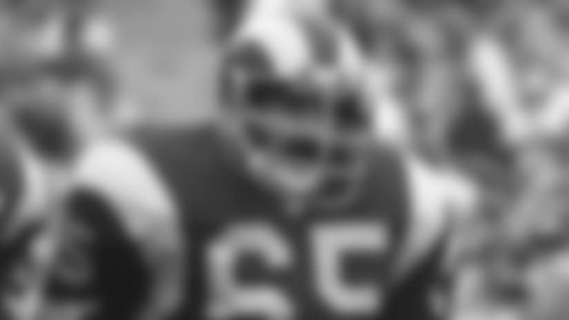 Rams Legends: Tom Mack