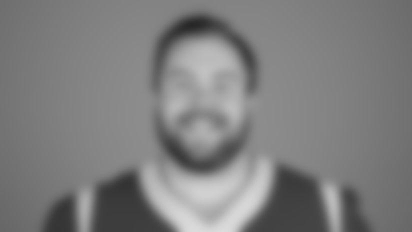Center (63) Vitas Hrynkiewicz of the Los Angeles Rams headshot, Monday, June 10, 2019, in Thousand Oaks, CA. (Jeff Lewis/Rams)
