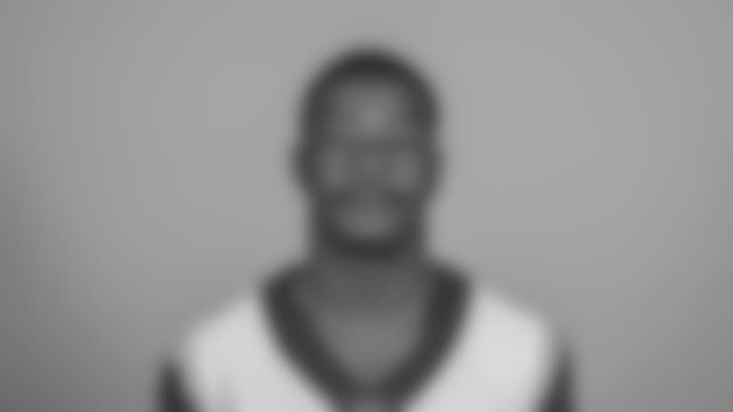 Headshot of cornerback (36) Dominique Hatfield of the Los Angeles Rams, Thursday, June 11, 2018, in Thousand Oaks, CA.