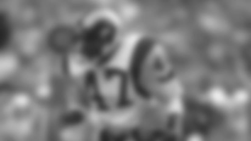 Rams Legends: LeRoy Irvin