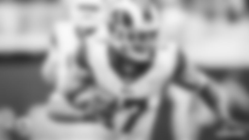 First Look: Rams, Steelers seeking to extend win streaks