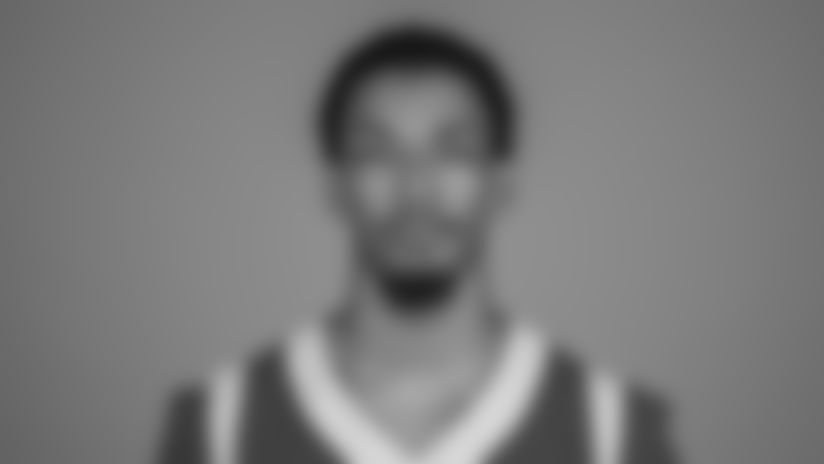Wide receiver (3) Jalen Greene of the Los Angeles Rams headshot, Monday, June 10, 2019, in Thousand Oaks, CA. (Jeff Lewis/Rams)
