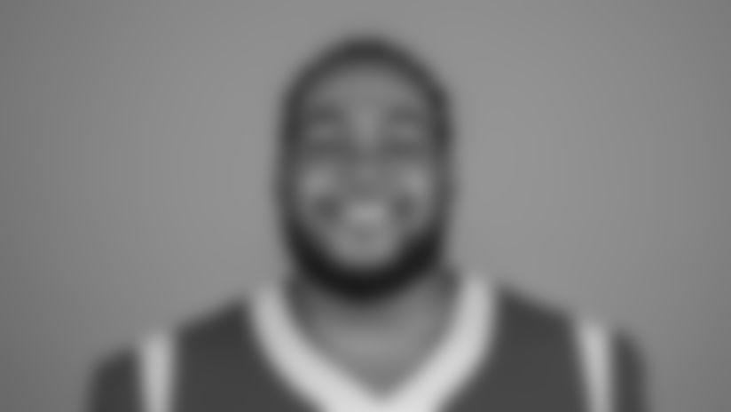 Defensive tackle (62) Bryant Jones of the Los Angeles Rams headshot, Monday, June 10, 2019, in Thousand Oaks, CA. (Jeff Lewis/Rams)
