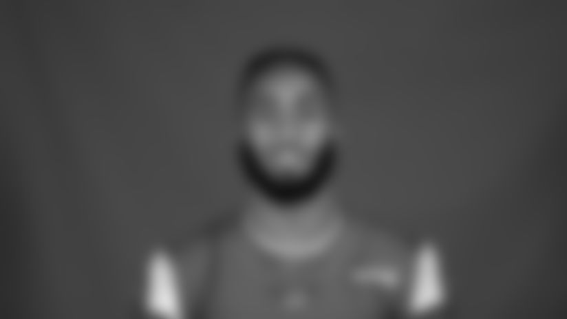This is a 2020 photo of John Johnson III of the Los Angeles Rams NFL football team.  This image reflects the Los Angeles Rams active roster as of August 8th, 2020 when this image was taken. (Los Angeles Rams)