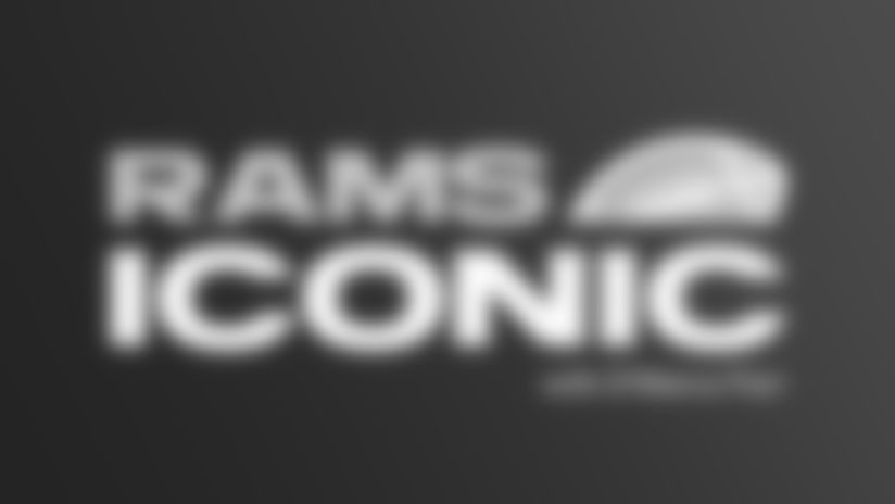 Rams Iconic Ep. 1: Isaac Bruce on the Hall of Fame and his legendary career