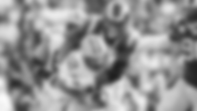 Flashback Friday to Aaron Donald's record-setting season with 20.5 sacks