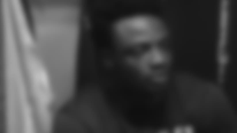 Samson Ebukam Post-Practice Interview 9-8