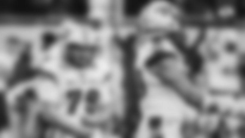 Los Rams apuestan por armas ofensivas con el corredor Akers y el receptor Jefferson