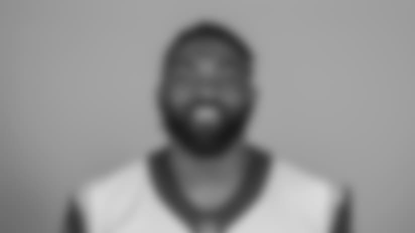 Headshot of Defensive lineman (90) Michael Brockers of the Los Angeles Rams, Thursday, June 11, 2018, in Thousand Oaks, CA.