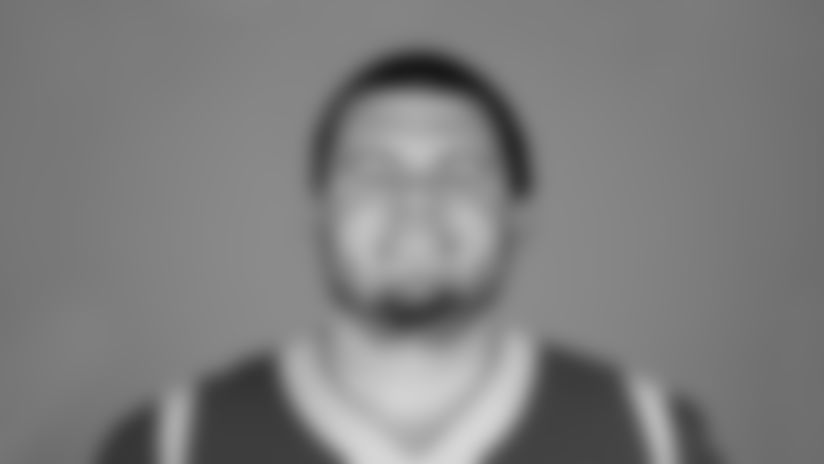 This is a 2019 photo of Nate Trewyn of the Los Angeles Rams NFL football team. This image reflects the Rams active roster as of December 4, 2019, when this image was taken. (AP Photo)